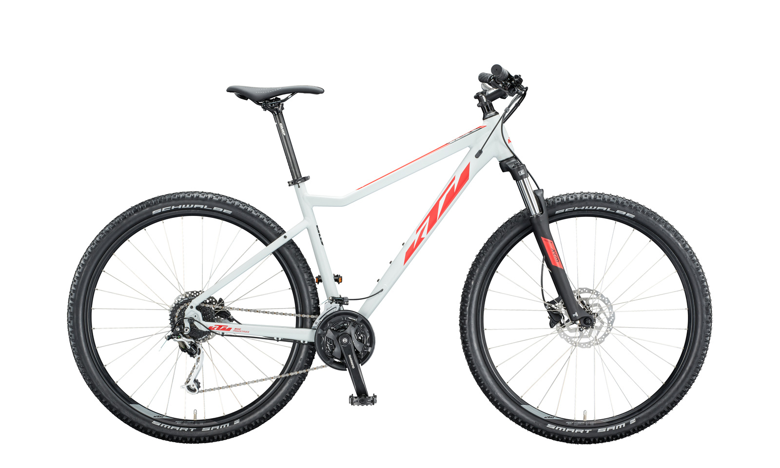 Biciclete KTM MTB Hardtail ULTRA FUN 29.27 3x9 Shimano Deore XT