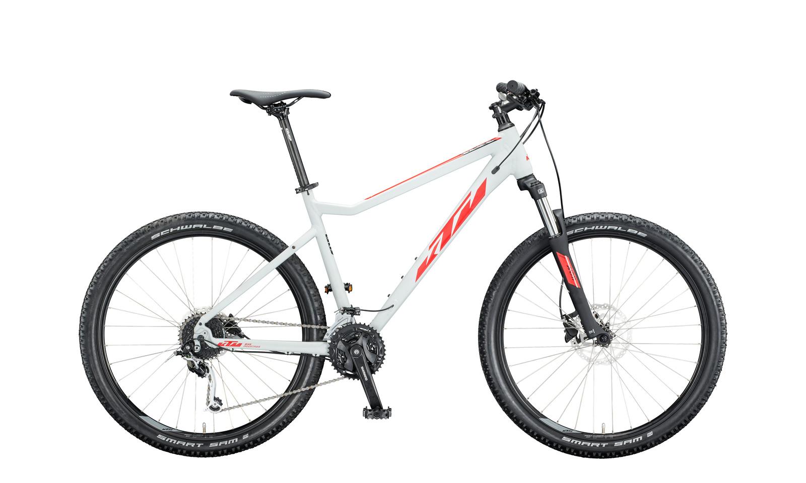 Biciclete KTM MTB Hardtail ULTRA FUN 27.27 3x9 Shimano Deore XT