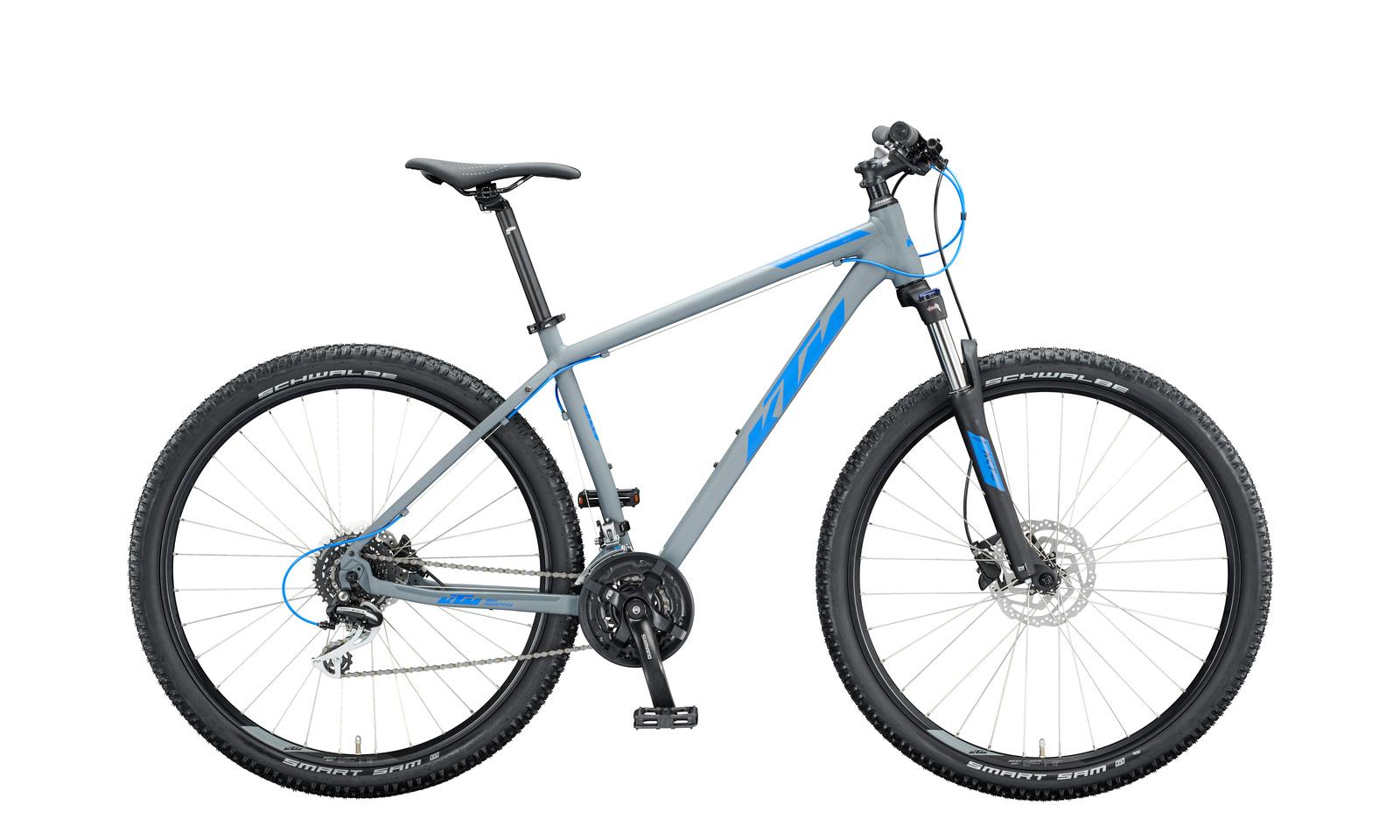 Biciclete KTM MTB Hardtail CHICAGO DISC-H 29.24 3x8 Shimano Acera
