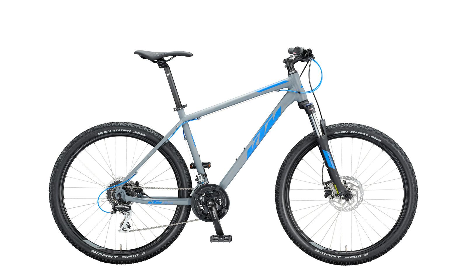 Biciclete KTM MTB Hardtail CHICAGO DISC-H 27.24 3x8 Shimano Acera