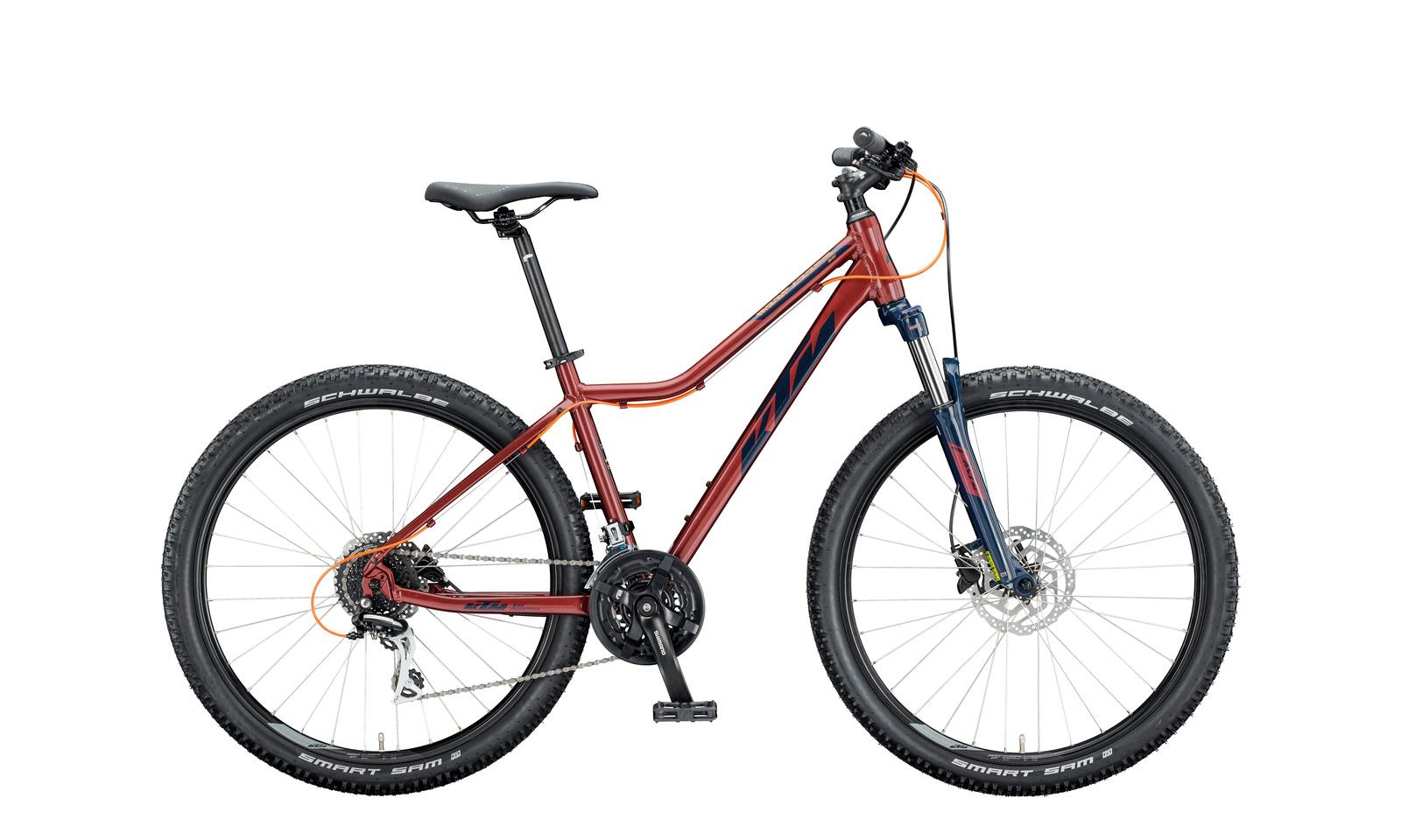 Biciclete KTM MTB Hardtail PENNY LANE DISC-H 27.24 3x8 Shimano Acera