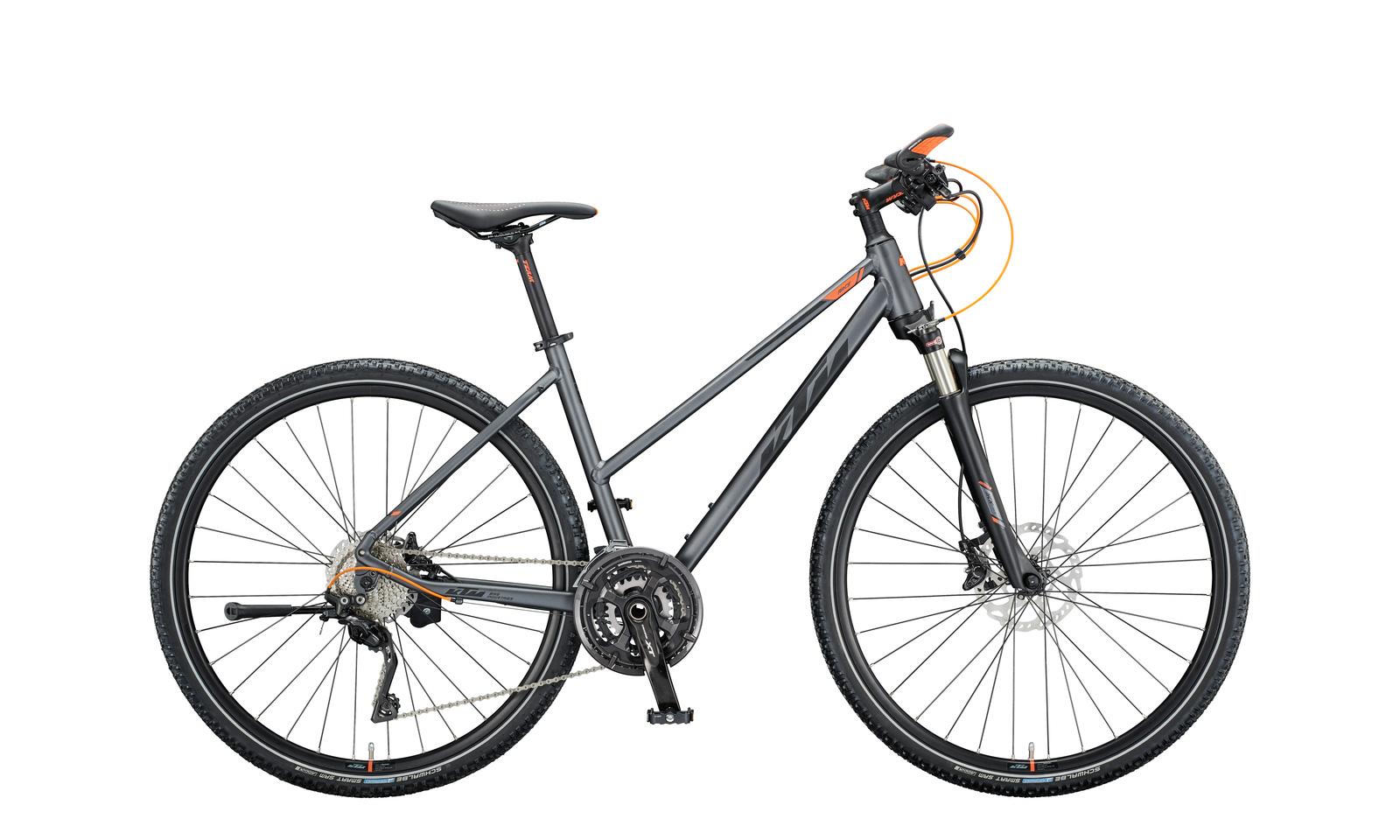 Biciclete KTM Trekking Offroad LIFE RACE 3x10 Shimano Deore XT