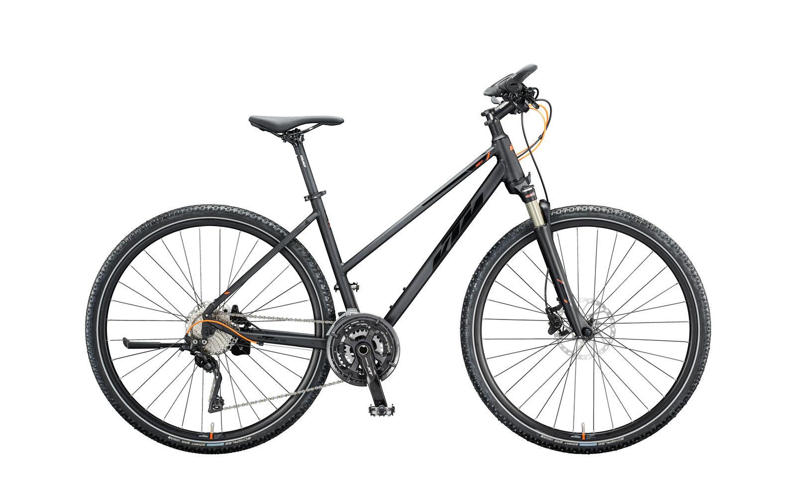 Biciclete KTM Trekking Offroad LIFE 1964 CROSS 3x10 Shimano Deore XT/Deore