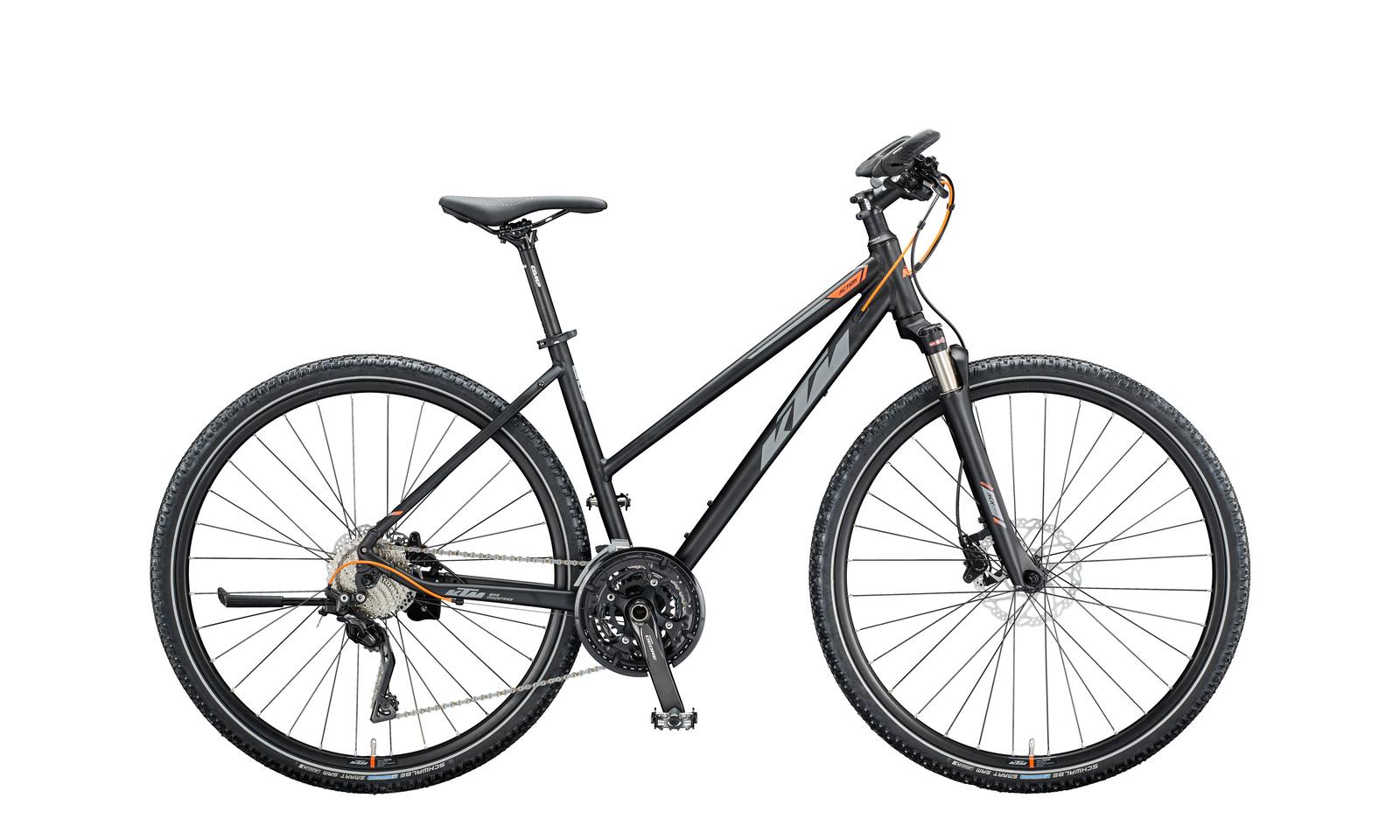 Biciclete KTM Trekking Offroad LIFE ACTION 3x10 Shimano Deore XT/Deore