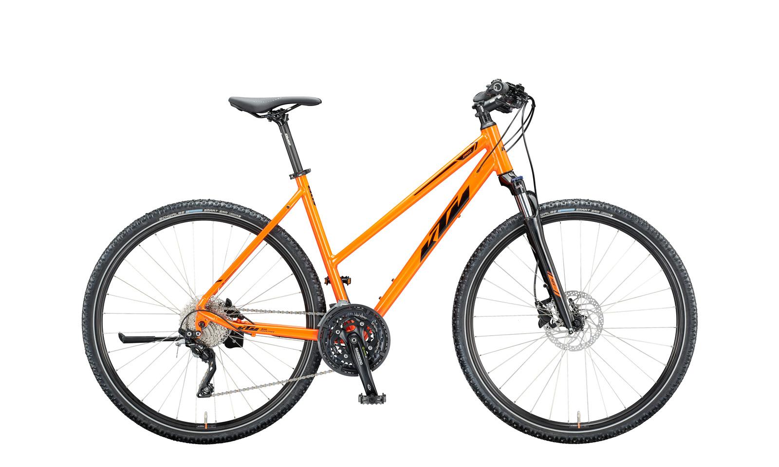 Biciclete KTM Trekking Offroad LIFE CROSS 3x10 Shimano Deore XT
