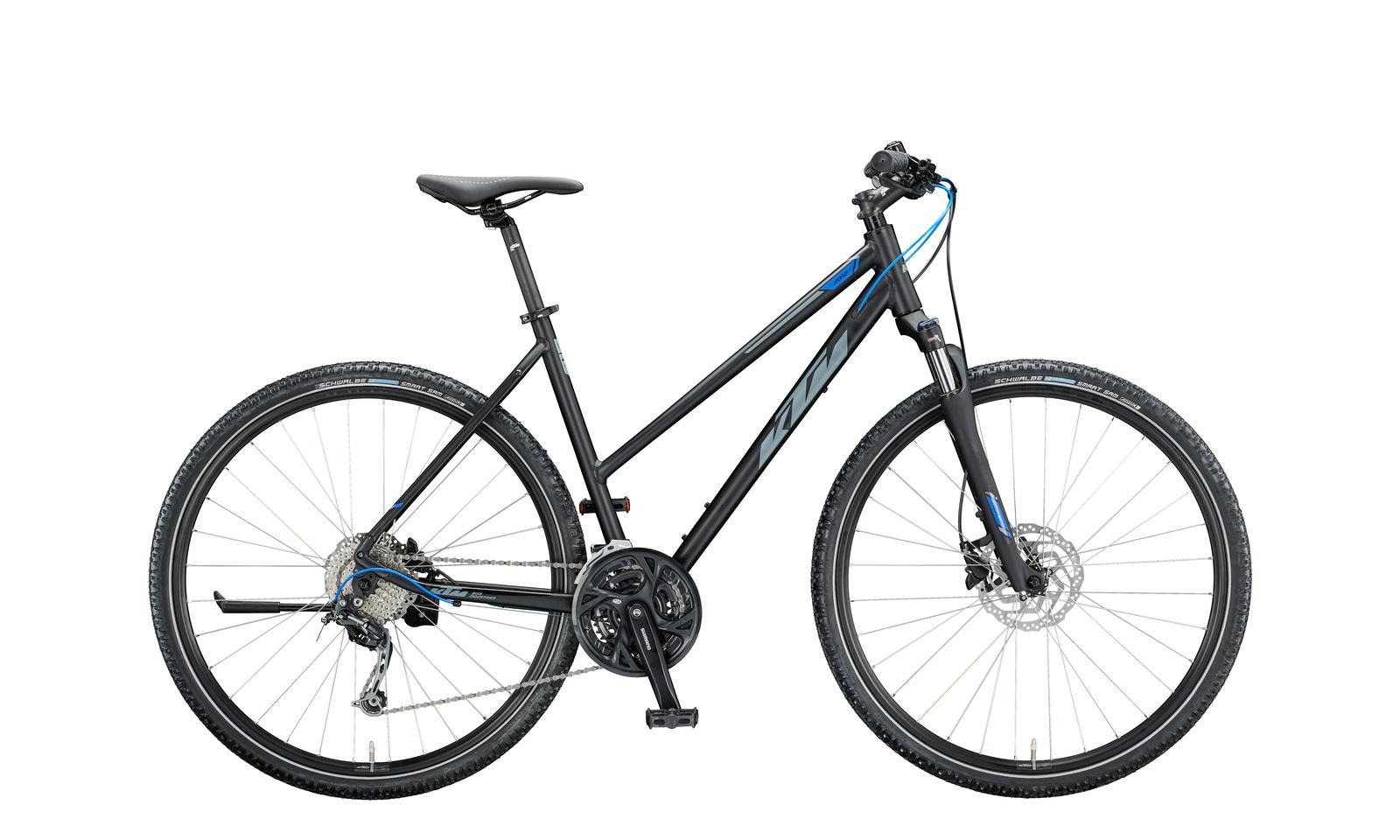 Biciclete KTM Trekking Offroad LIFE ROAD 3x9 Shimano Deore