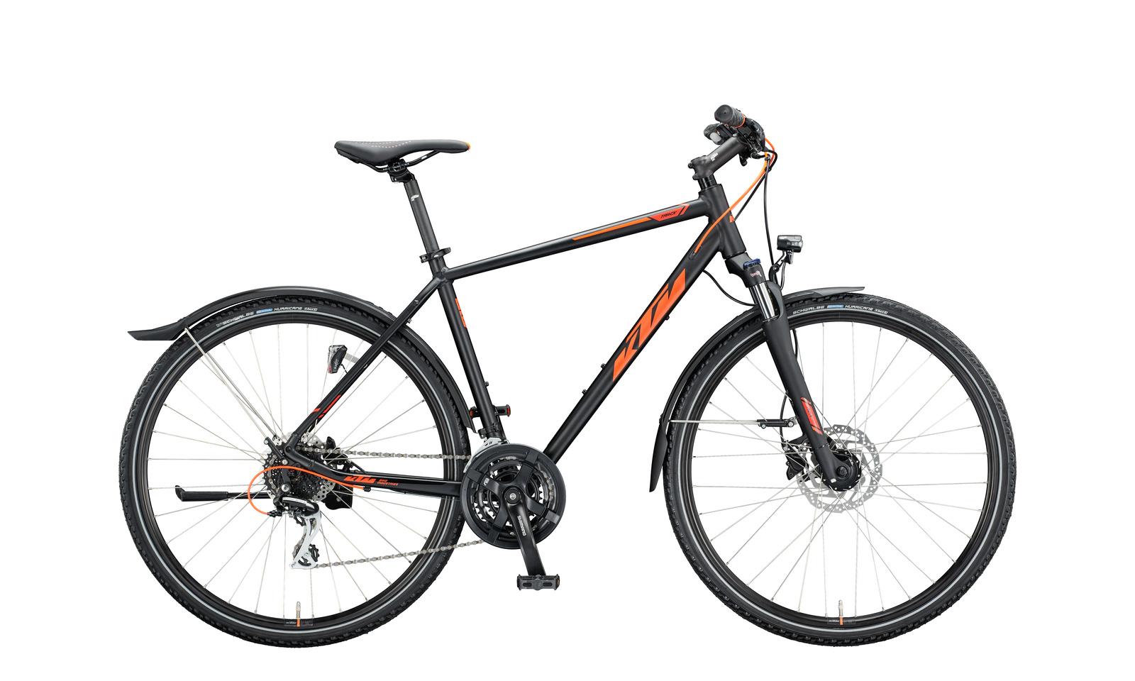 Biciclete KTM Trekking Offroad LIFE TRACK STREET 3x8 Shimano Acera