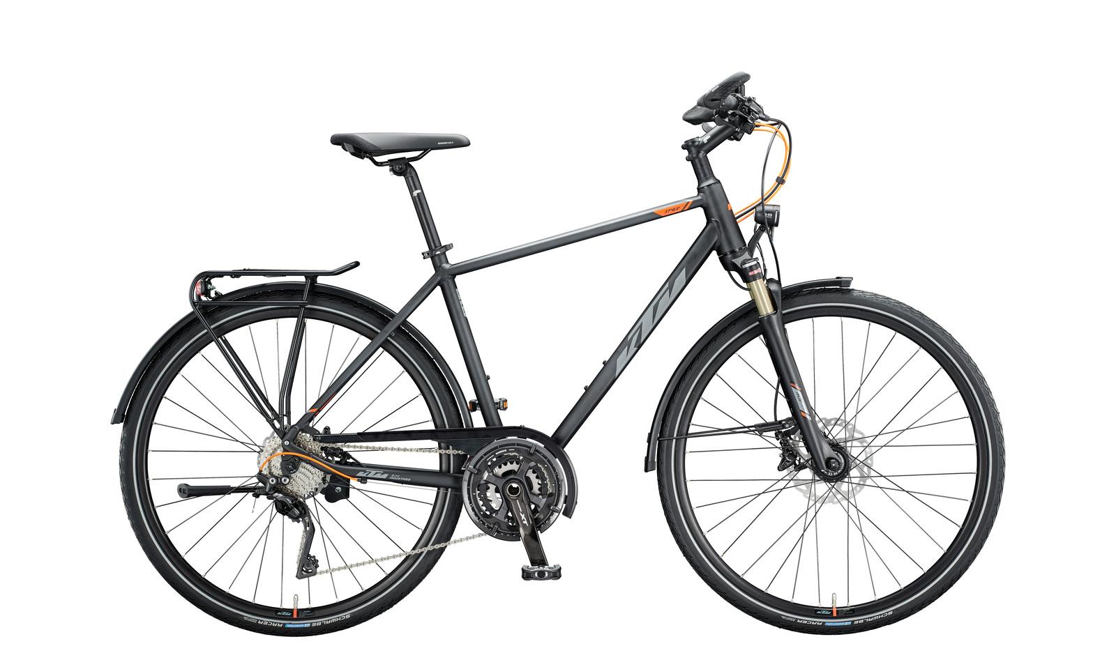 Biciclete KTM Trekking Onroad LIFE STYLE 3x10 Shimano Deore XT