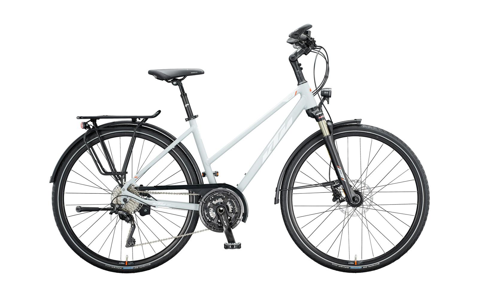 Biciclete KTM Trekking Onroad LIFE TOUR 3x10 Shimano Deore XT