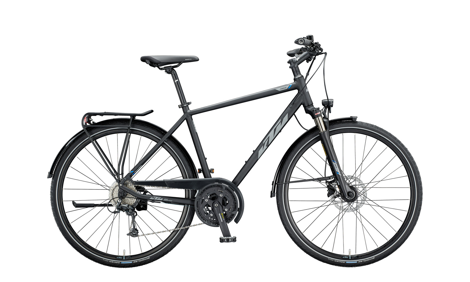 Biciclete KTM Trekking Onroad LIFE FORCE 3x9 Shimano Deore
