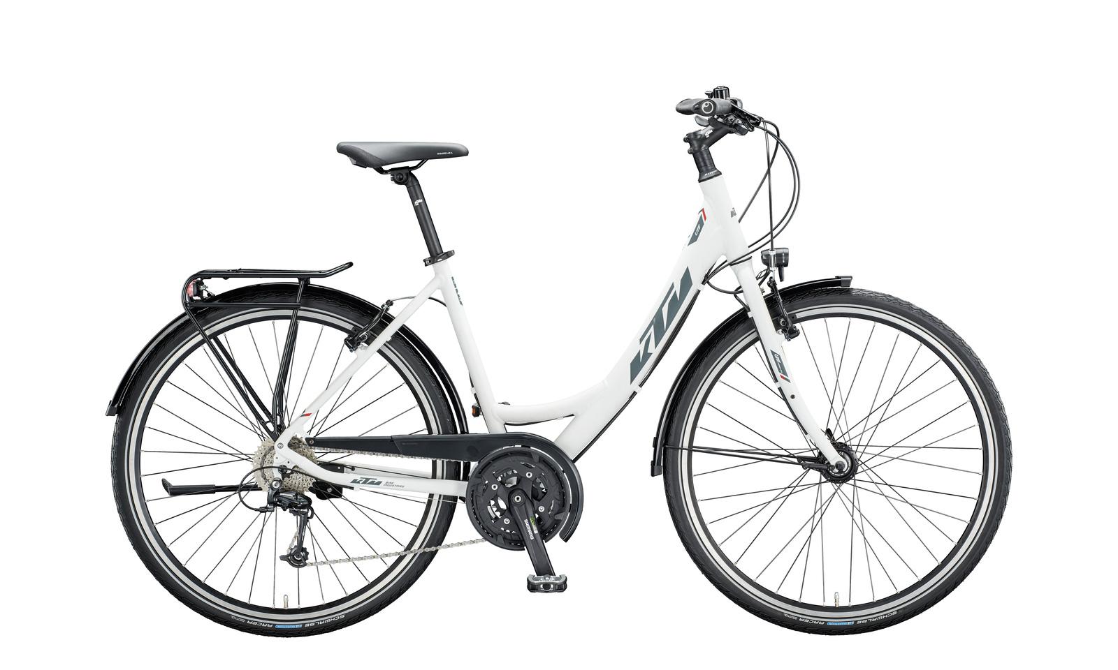 Biciclete KTM Trekking Onroad LIFE LITE 3x9 Shimano Deore