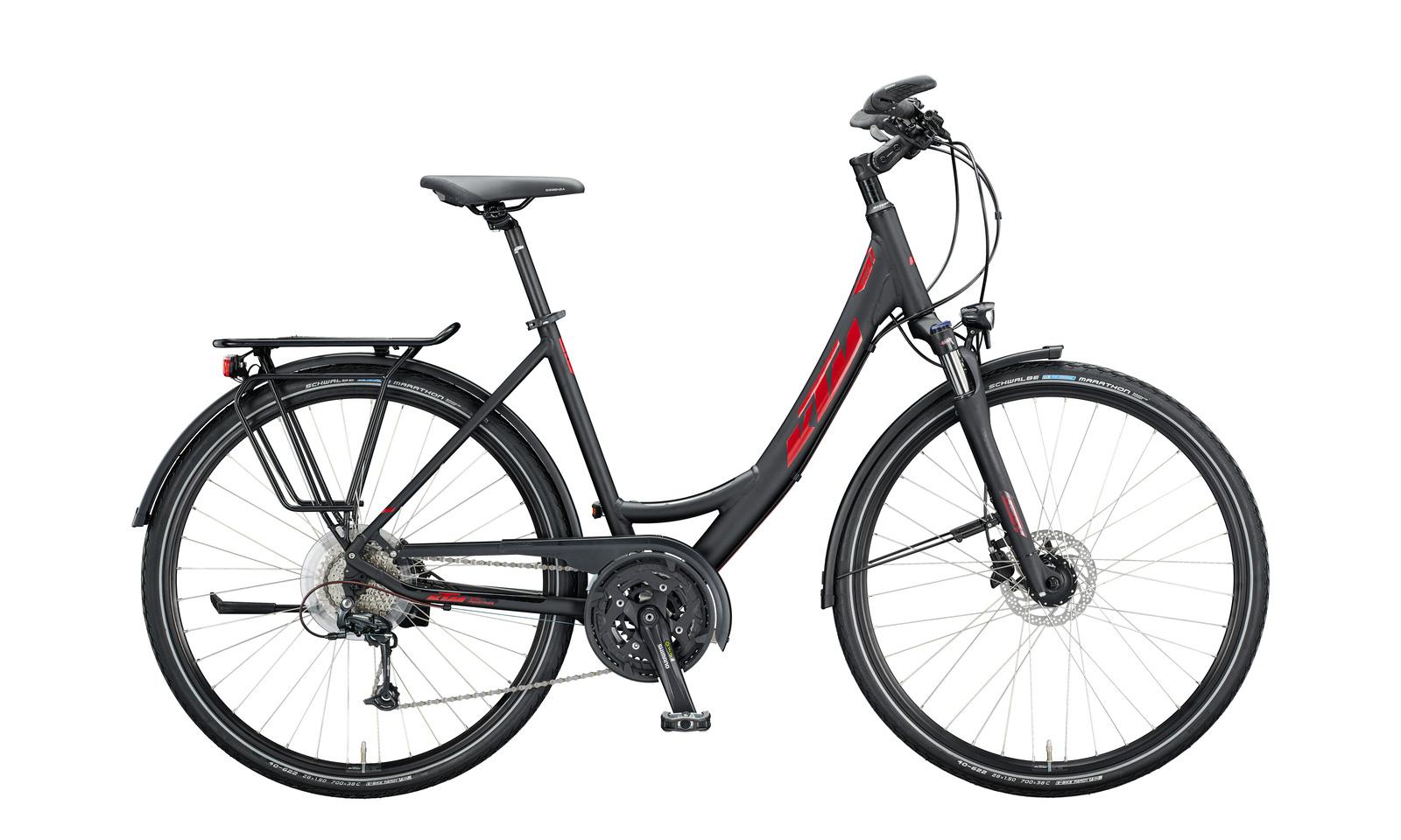 Biciclete KTM Trekking Onroad LIFE SPACE 3x9 Shimano Deore