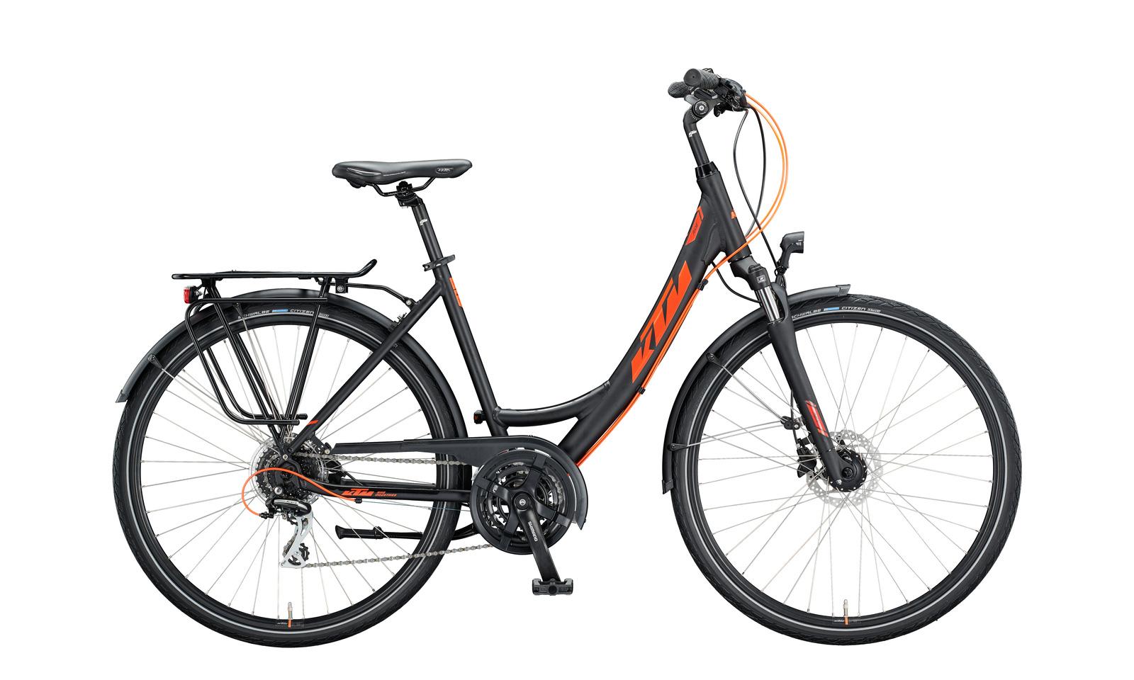 Biciclete KTM Trekking Onroad LIFE RIDE 3x8 Shimano Acera