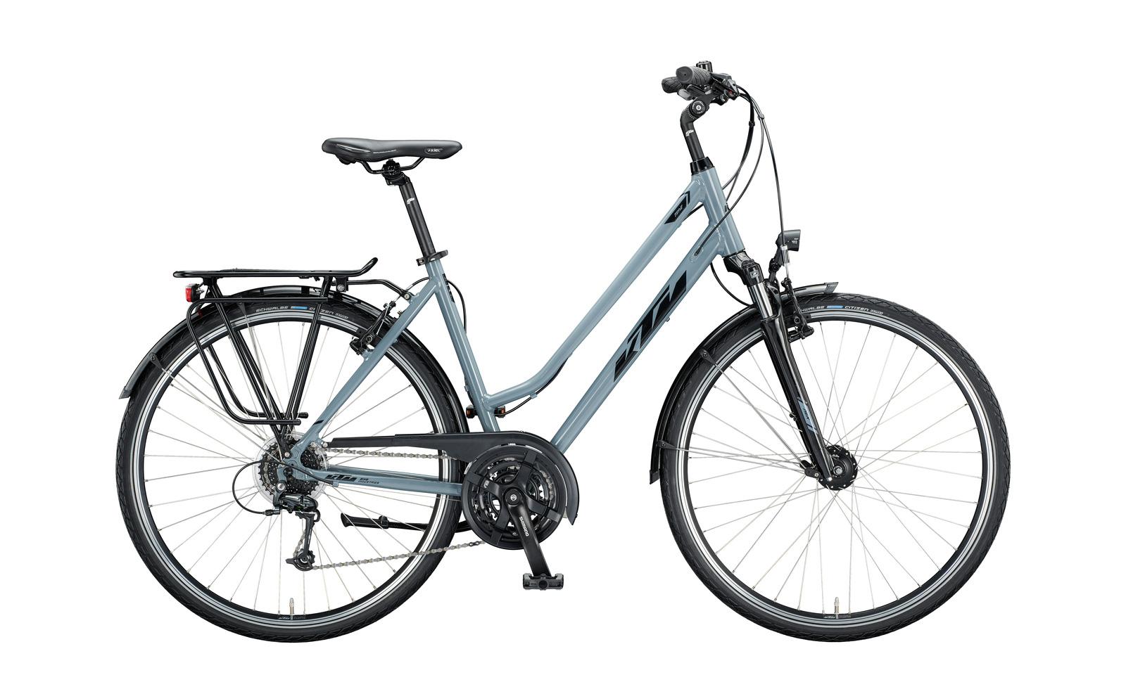 Biciclete KTM Trekking Onroad LIFE TIME 3x8 Shimano Deore