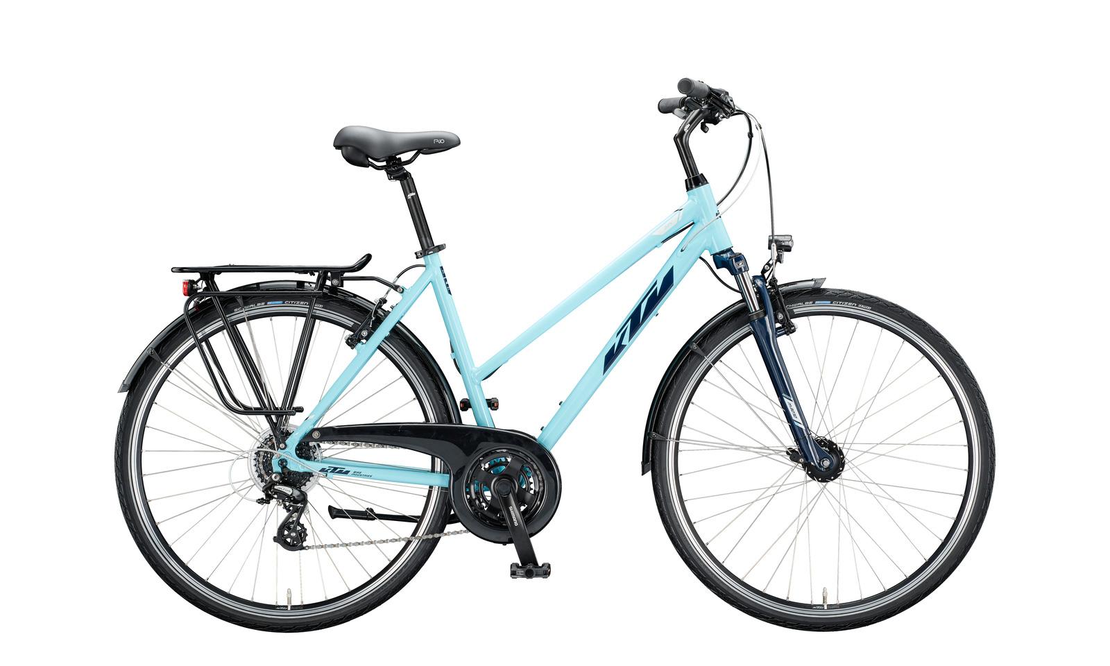 Biciclete KTM Trekking Onroad LIFE JOY 3x8 Shimano Altus