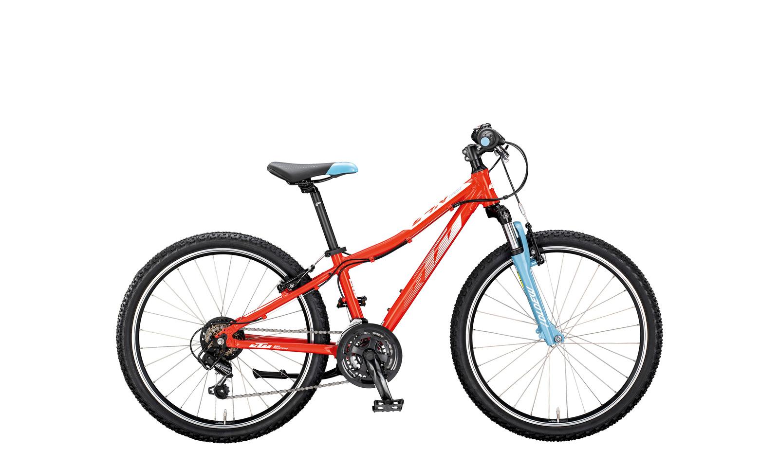 Biciclete KTM Kids WILD CROSS 24.18 3x6 Shimano TY21