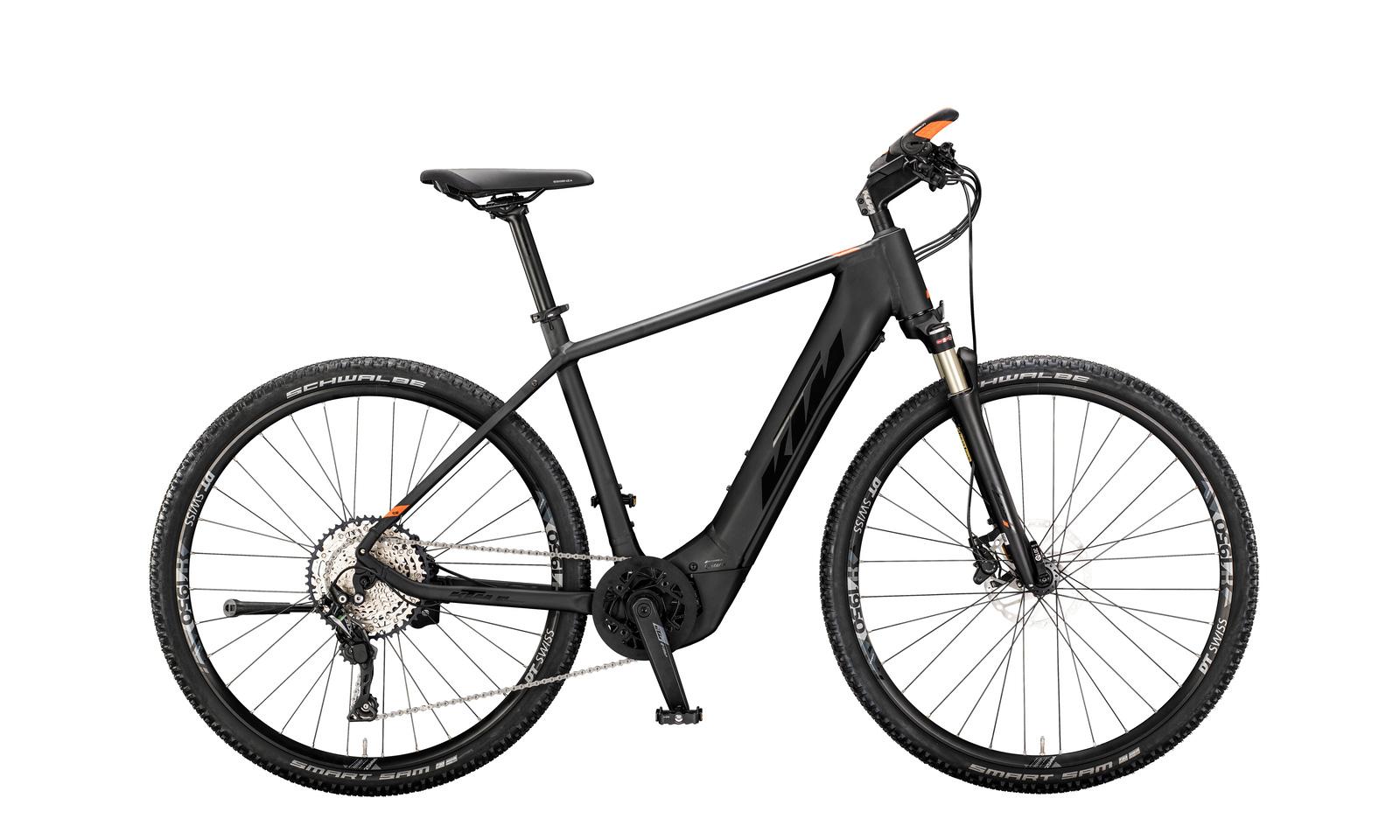 Biciclete electrice KTM E-Offroad MACINA CROSS 610 1x12 Shimano SLX