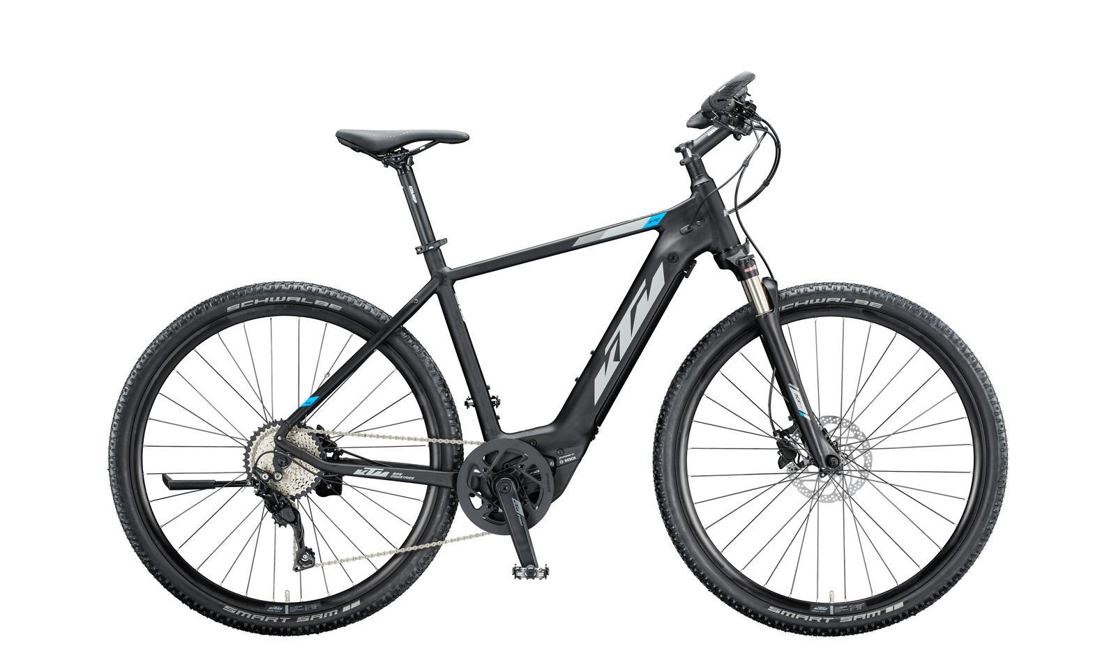 Biciclete electrice KTM E-Offroad MACINA CROSS 510 1x10 Shimano Deore