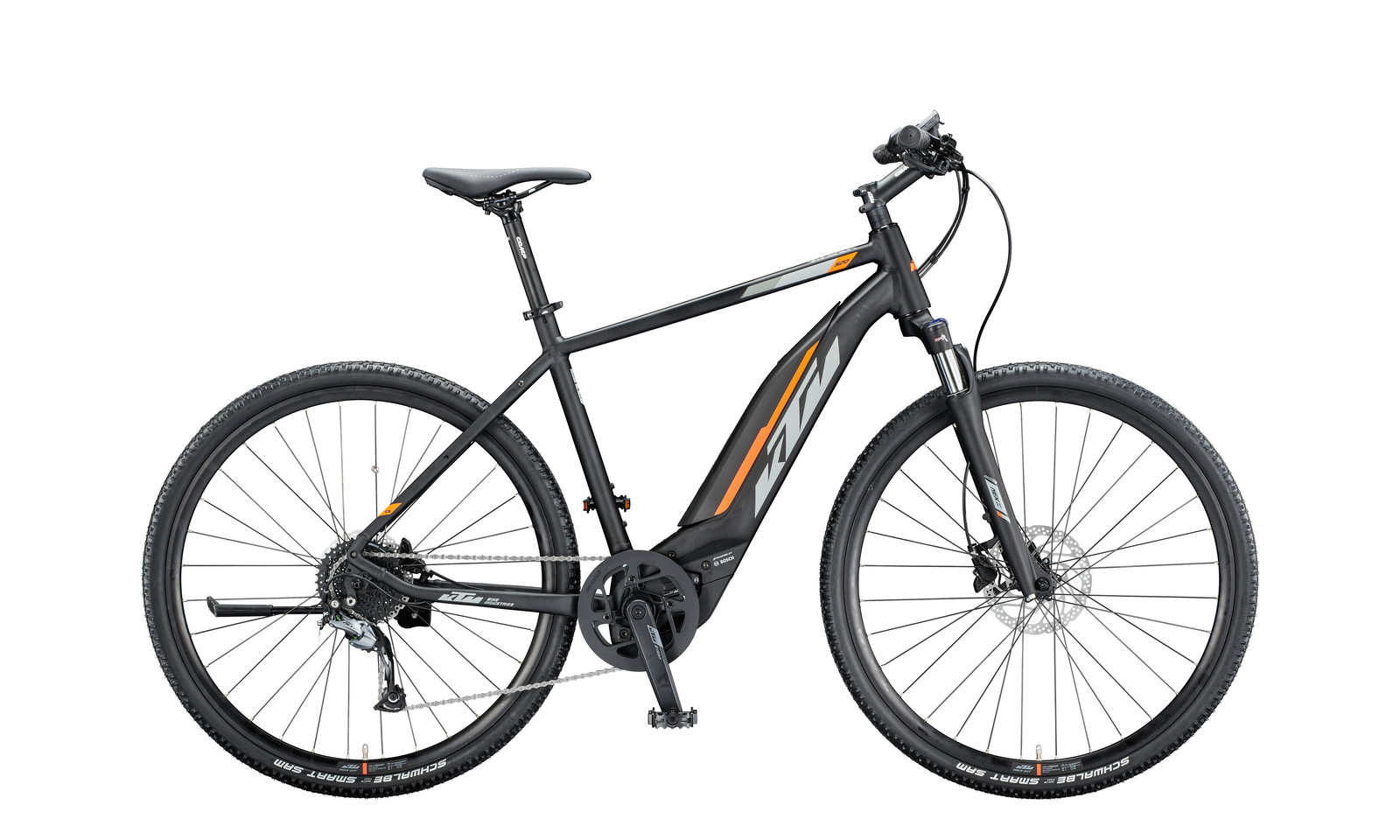 Biciclete electrice KTM E-Offroad MACINA CROSS 520 1x9 Shimano Acera