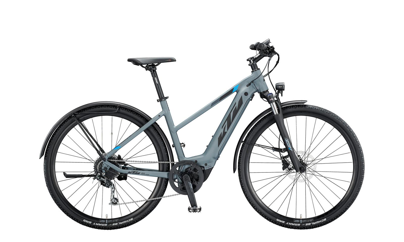 Biciclete electrice KTM E-Offroad MACINA CROSS LFC 1x9 Shimano Deore