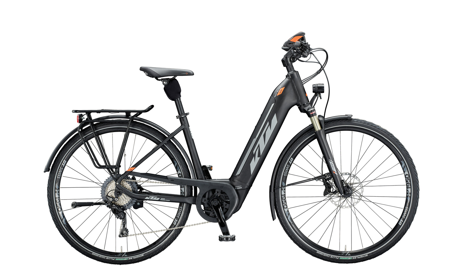 Biciclete electrice KTM E-Onroad MACINA STYLE 610 1x11 Shimano Deore XT