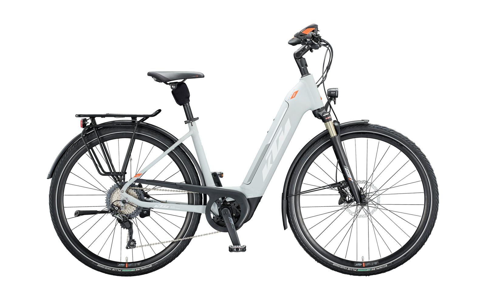 Biciclete electrice KTM E-Onroad MACINA STYLE 620 1x11 Shimano SLX