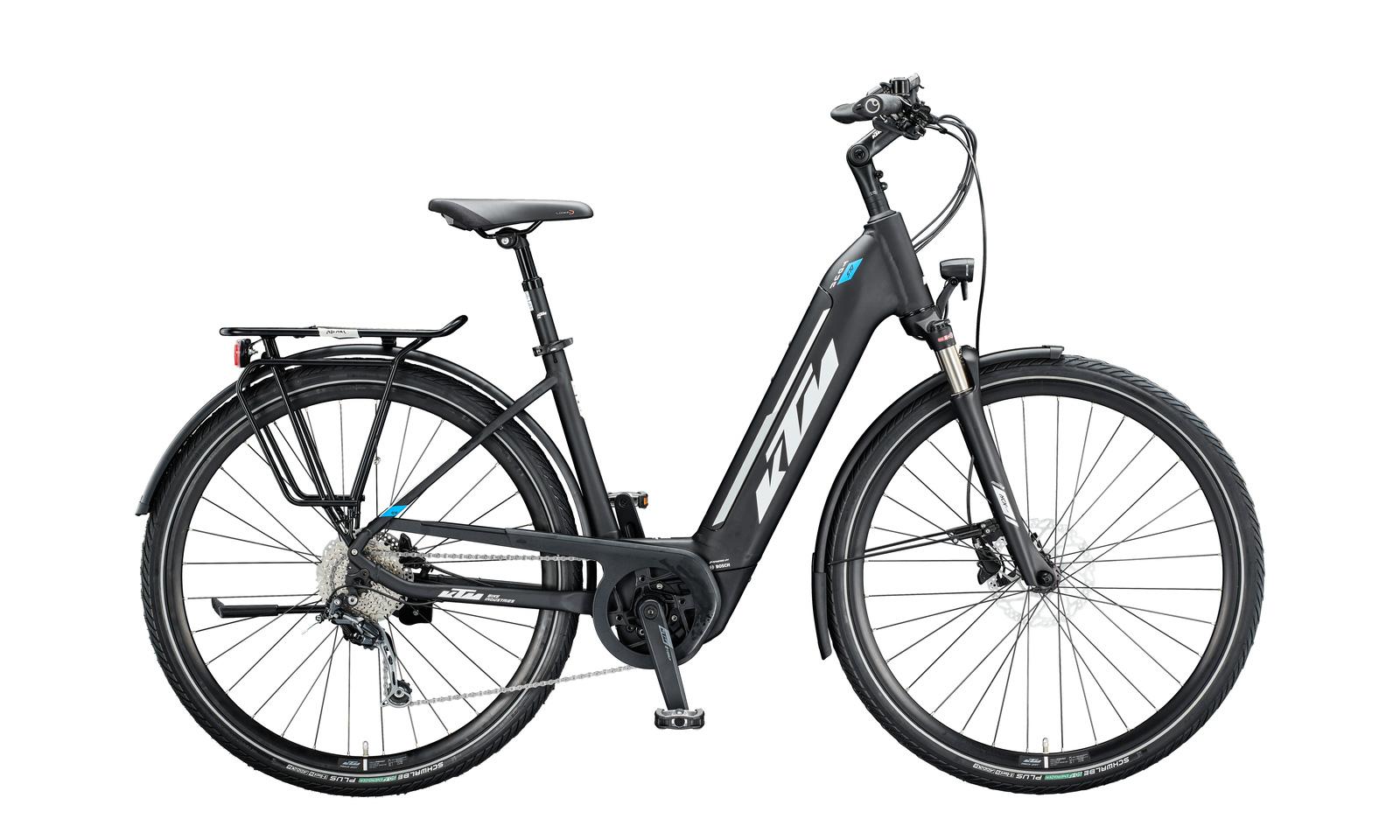 Biciclete electrice KTM E-Onroad MACINA TOUR 510 1x9 Shimano Deore
