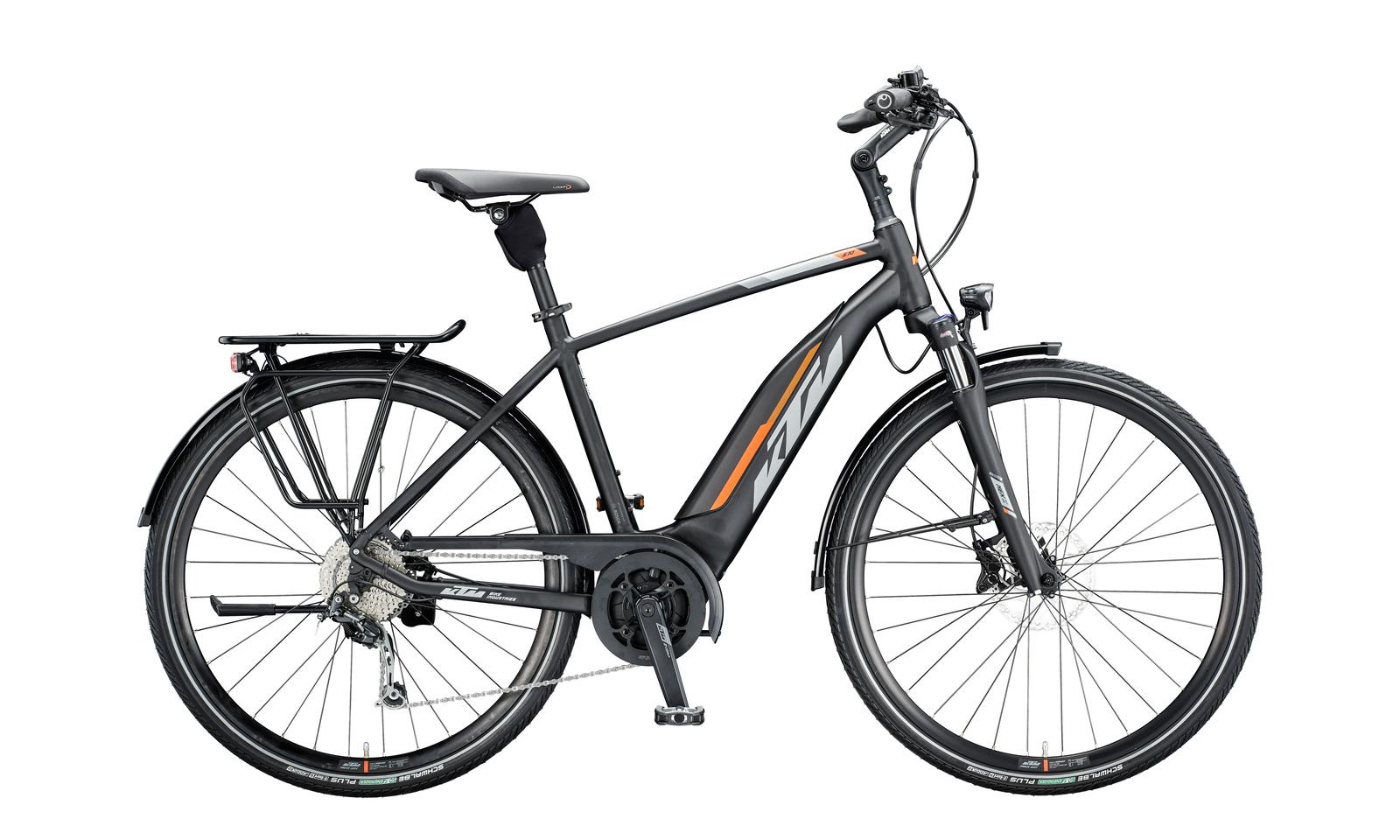 Biciclete electrice KTM E-Onroad MACINA FUN 510 1x9 Shimano Deore