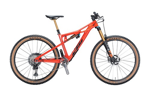 KTM MTB Full-Suspension PROWLER EXONIC Biciclete