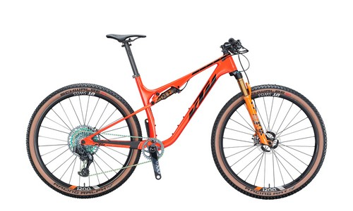 KTM MTB Full-Suspension SCARP EXONIC Biciclete