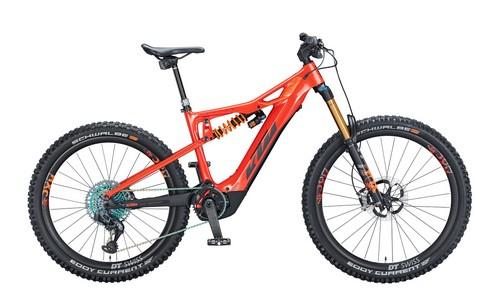 KTM E-MTB Full-Suspension MACINA PROWLER EXONIC Biciclete electrice