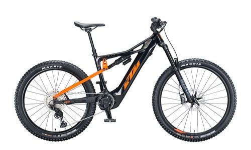 KTM E-MTB Full-Suspension MACINA PROWLER MASTER Biciclete electrice
