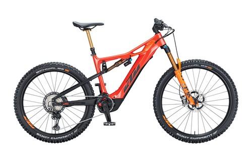 KTM E-MTB Full-Suspension MACINA KAPOHO PRESTIGE Biciclete electrice