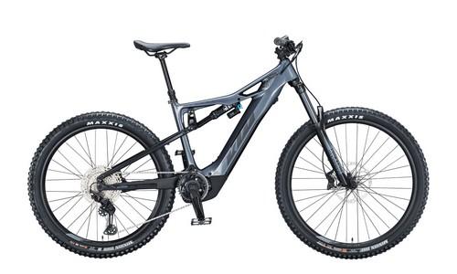 KTM E-MTB Full-Suspension MACINA KAPOHO ELITE Biciclete electrice