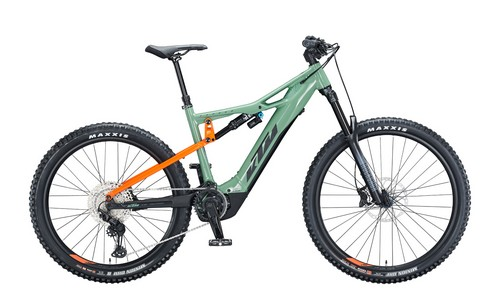 KTM E-MTB Full-Suspension MACINA KAPOHO 2972 Biciclete electrice