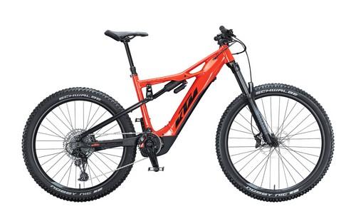 KTM E-MTB Full-Suspension MACINA KAPOHO 2973 Biciclete electrice
