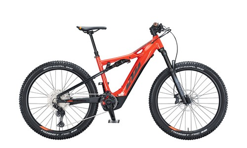 KTM E-MTB Full-Suspension MACINA LYCAN 271 Biciclete electrice