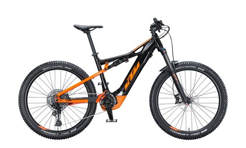KTM E-MTB Full-Suspension MACINA LYCAN 272 Biciclete electrice