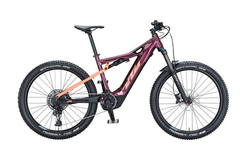 KTM E-MTB Full-Suspension MAC LYCAN 272 GLORIOUS Biciclete electrice