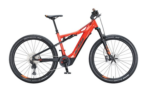 KTM E-MTB Full-Suspension MACINA CHACANA 291 Biciclete electrice