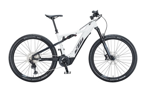 KTM E-MTB Full-Suspension MACINA CHACANA 292 Biciclete electrice