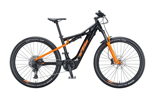 KTM E-MTB Full-Suspension MACINA CHACANA 293 Biciclete electrice