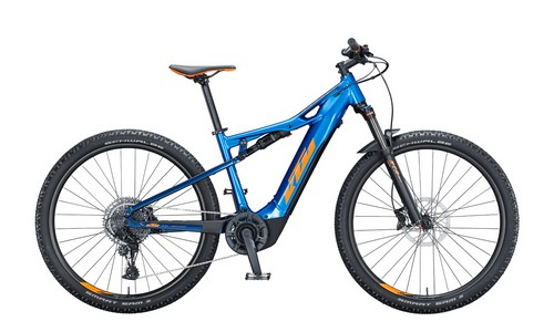 KTM E-MTB Full-Suspension MACINA CHACANA 294 Biciclete electrice