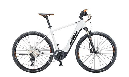 KTM E-Trekking & E-City MACINA CROSS 610 Biciclete electrice