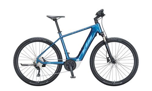 KTM E-Trekking & E-City MACINA CROSS P610 Biciclete electrice