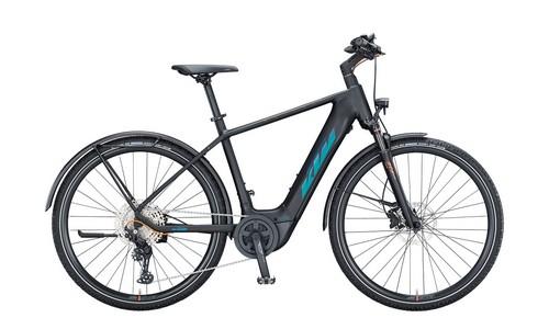 KTM E-Trekking & E-City MACINA CROSS LFC Biciclete electrice