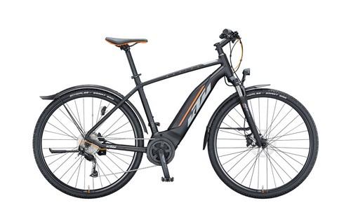 KTM E-Trekking & E-City MACINA CROSS P510 Street Biciclete electrice