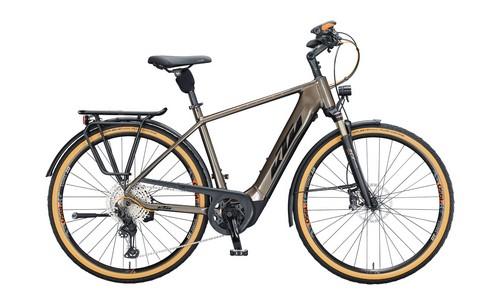 KTM E-Trekking & E-City MACINA STYLE 610 NYON Biciclete electrice