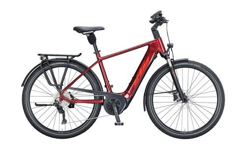 KTM E-Trekking & E-City MACINA TOUR P610 Biciclete electrice
