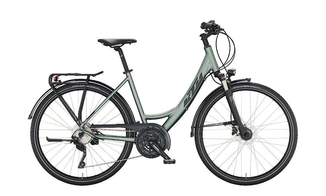 KTM on-road / trekking LIFE CONQUEST  Biciclete